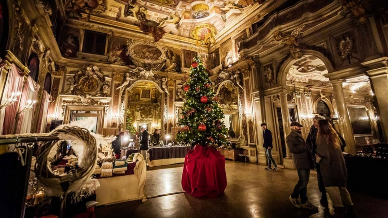 La magia del Natale a Venezia