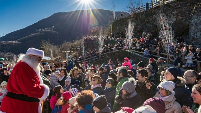 Grotta di Babbo Natale, Lago Maggiore