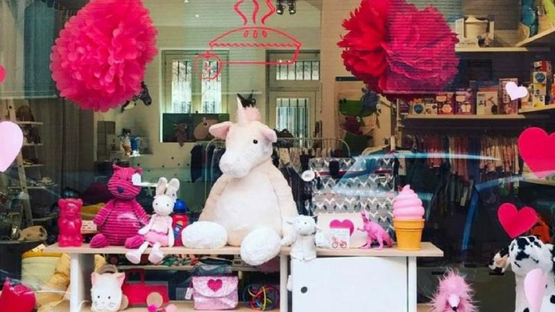 I migliori negozi per bambini di Milano: Apple Pie
