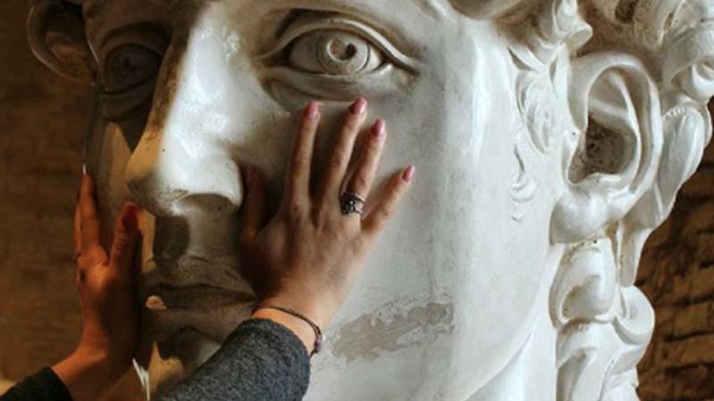 Vietato non toccare: al museo tattile di Ancona protagoniste sono le mani