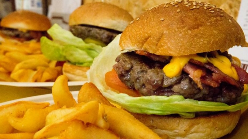 Hamburger a Milano: Angus and more