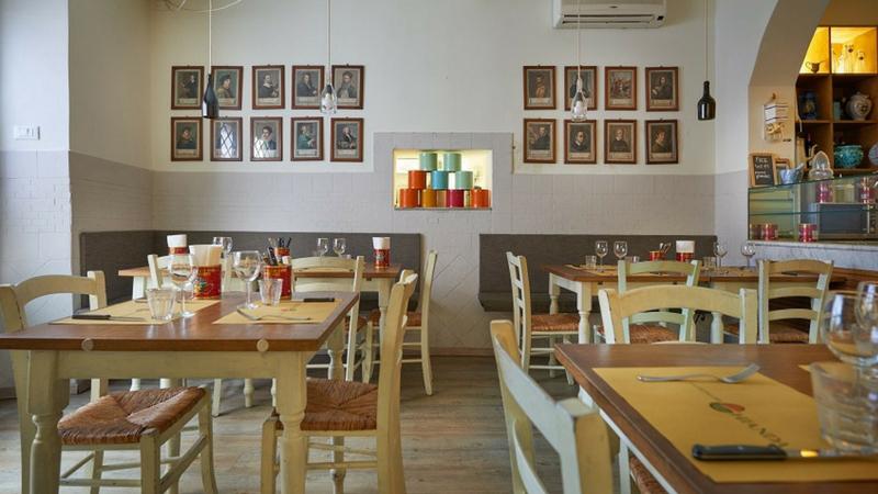 Le osterie da provare a Firenze: la cucina del Ghianda