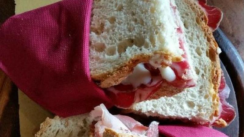 I 5 migliori panini di Lucca