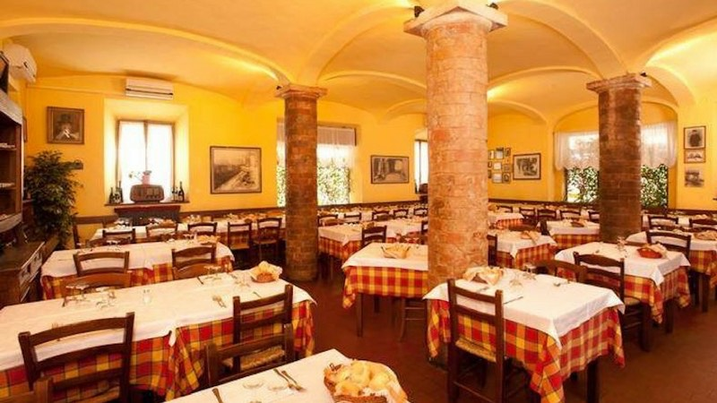 I migliori ristoranti di cucina tradizionale di Parma: Trattoria Corrieri