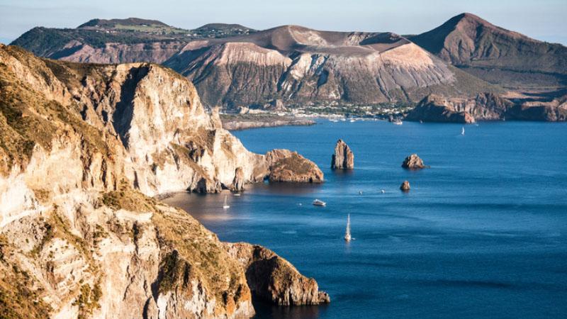 Eolie 200 camini vulcanici rinvenuti dinnanzi a Panarea