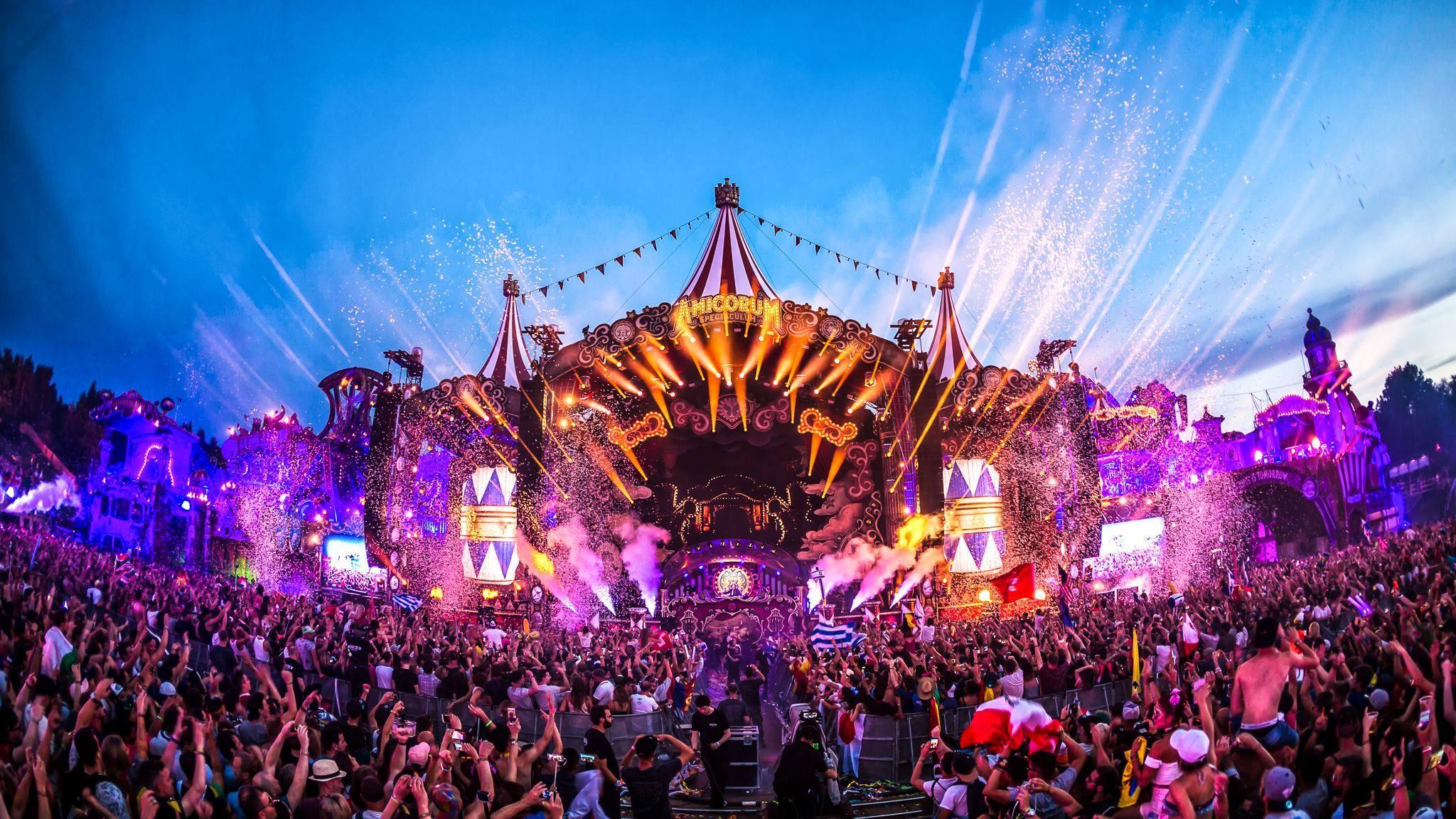 Arriva a Monza il Tomorrowland, il noto festival di musica elettronica