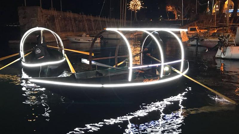 A Bellano ecco i Laghee, l'associazione remiera che fa rivivere le barche dei Promessi Sposi