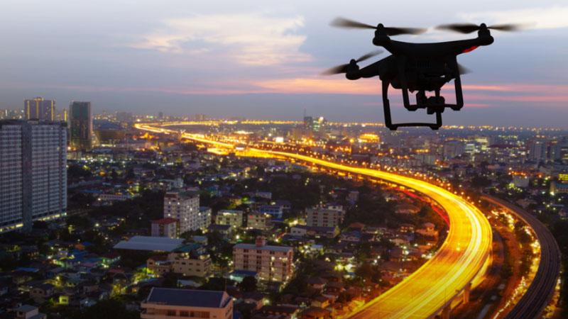 Presto, in Italia, le strade saranno sorvegliate da intelligentissimi droni