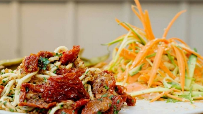 I migliori ristoranti vegetariani e vegani di Firenze