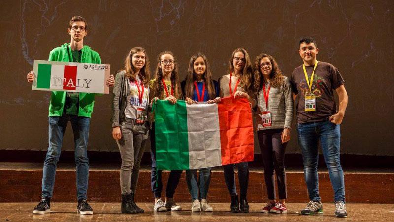 A Firenze si sono giocate le olimpiadi di Matematica e l'Italia ha trionfato 1