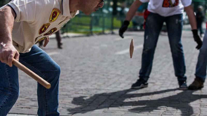 A Verona al via il campionato di Scianco, l'antico gioco patrimonio Unesco
