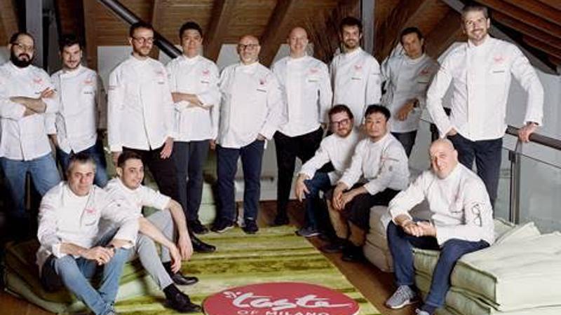 Taste of Milano 2018, al The Mall il festival degli chef