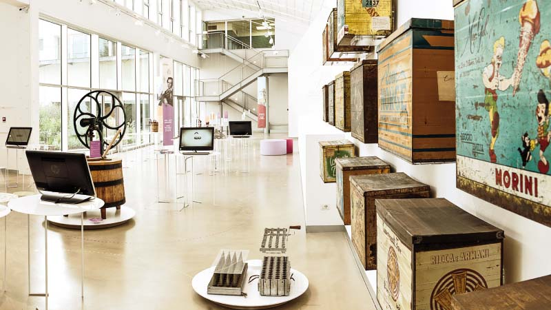 A Bologna il museo dedicato alla storia del gelato