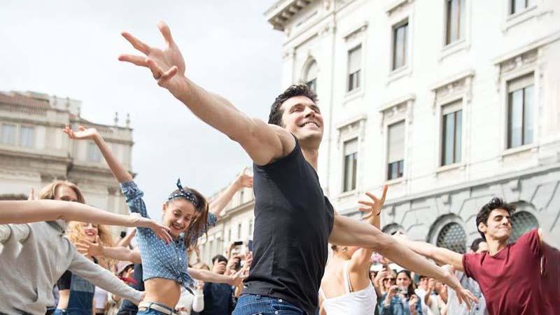 Roberto Bolle On Dance