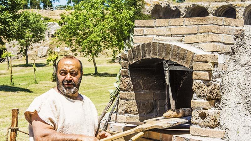 Viaggio nel tempo ad Otricoli dove rivivono i sapori dell'antica Roma