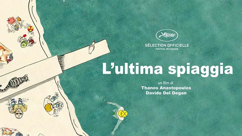 L'ultima spiaggia - Documentario Festival di Cannes sulla spiaggia della Lanterna