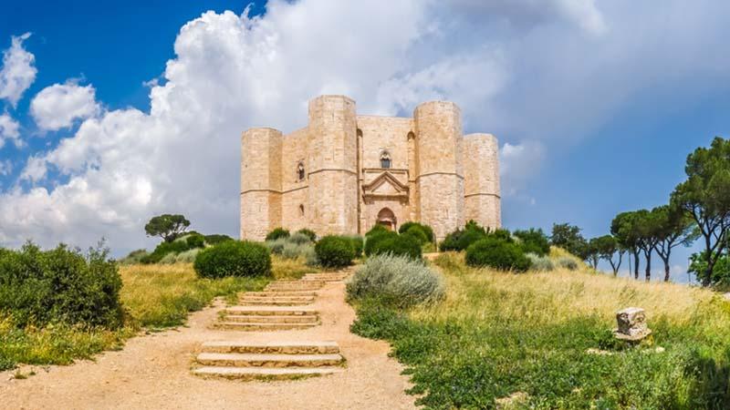 Un festival e un app per scoprire i patrimoni Unesco del Sud Italia - Castel del Monte