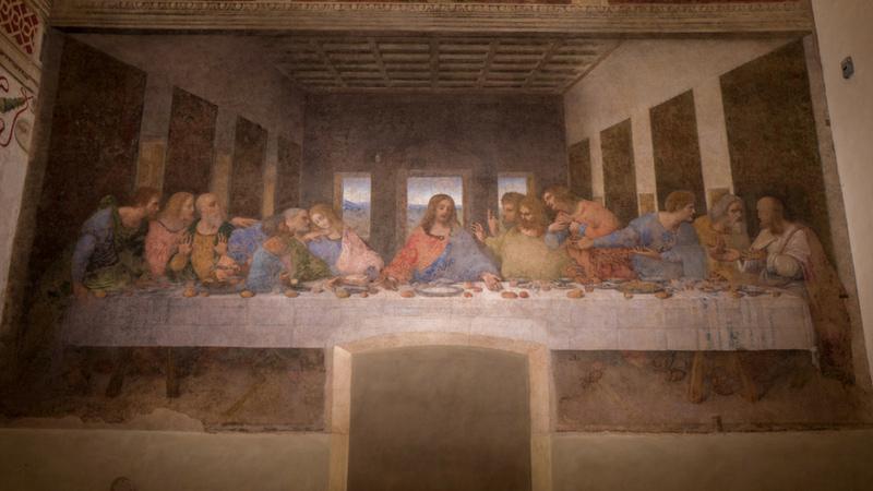 Ultima cena leonardo Milano 500 anni