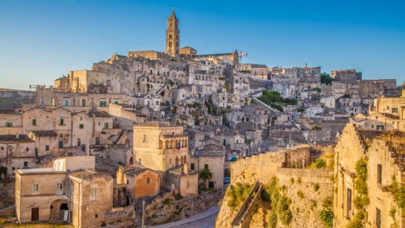 Matera 2019 capitale cultura europea