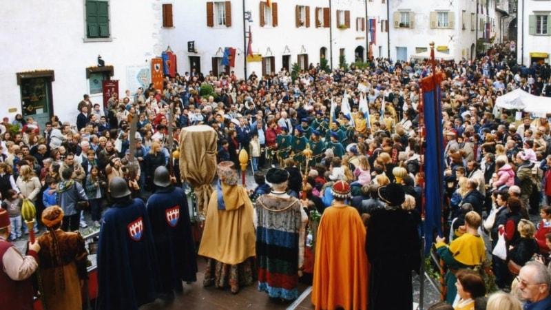 festival della zucca a venzone