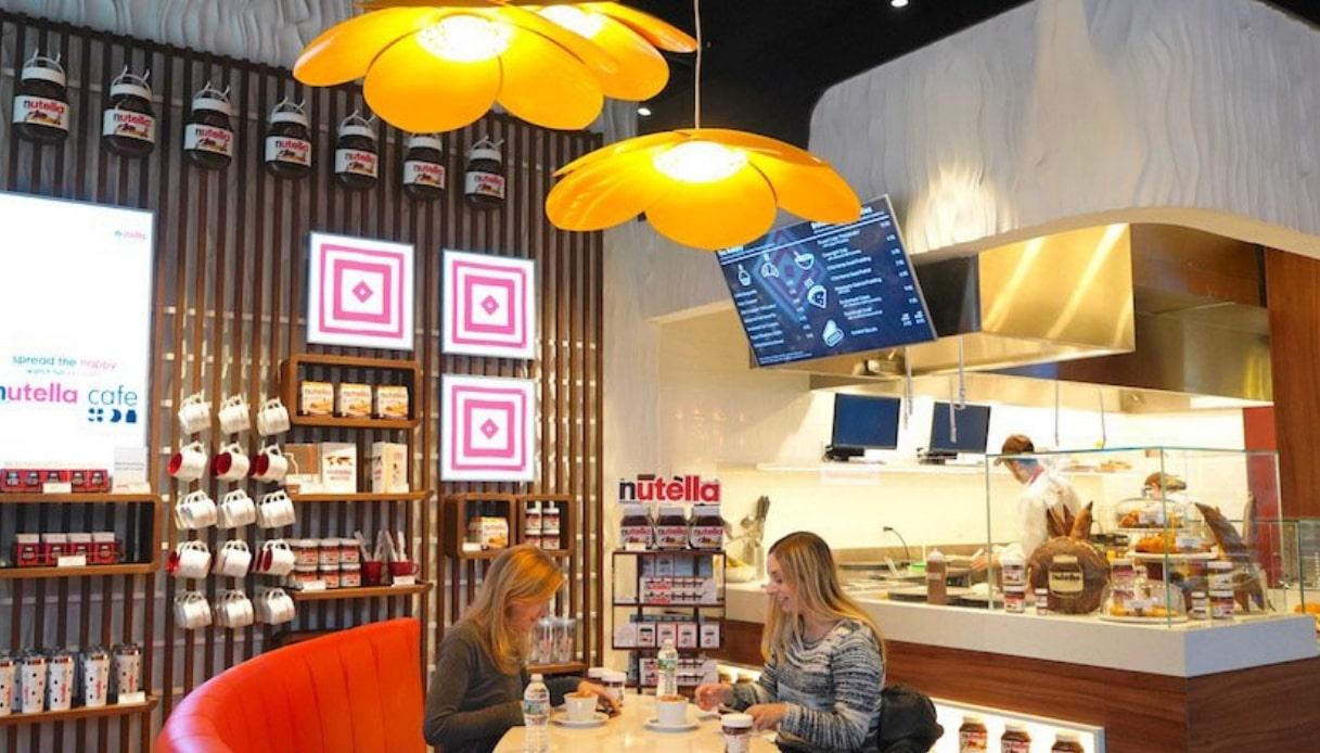 Nutella Cafè a New York