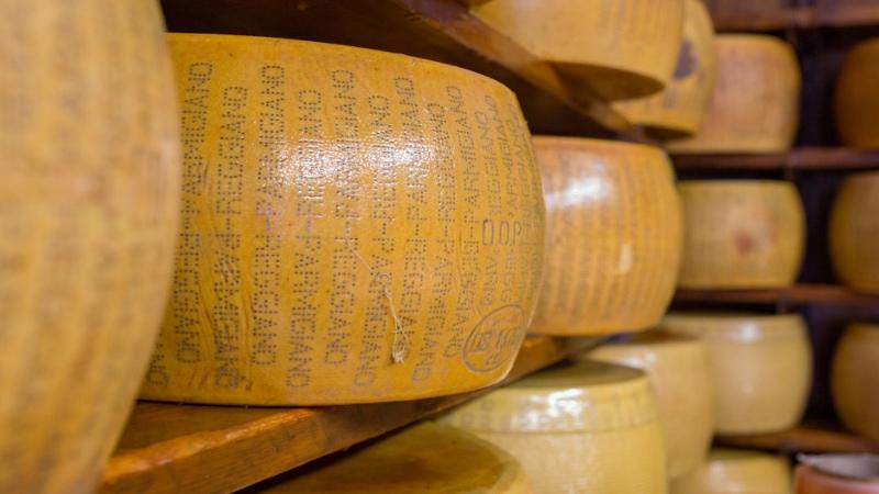 Parmigiano Reggiano ai World Cheese Awards