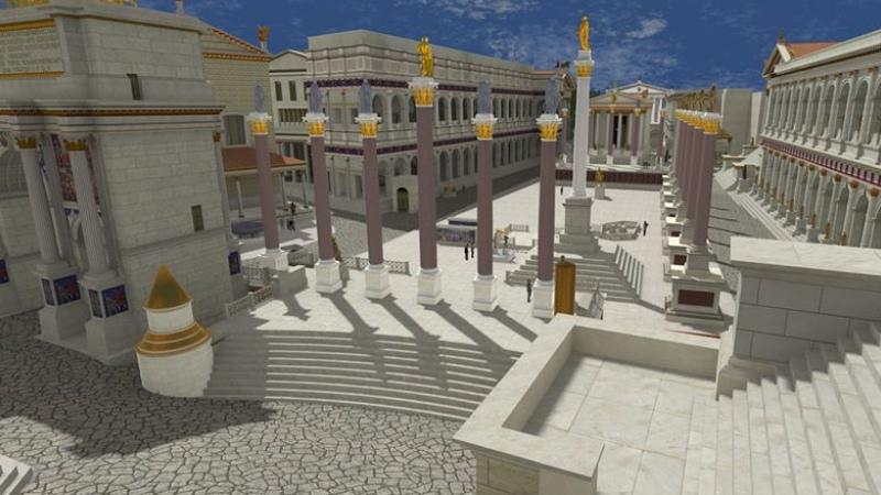 rome reborn app roma antica