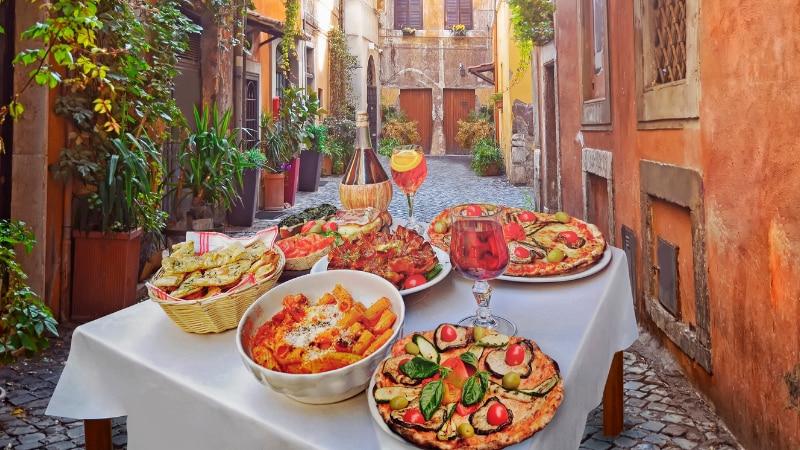 terza settimana cucina italiana mondo