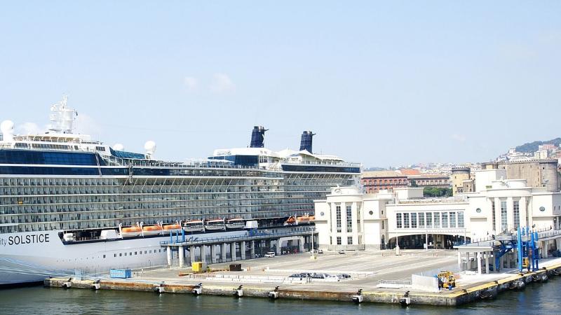 stazione marittima napoli albergo