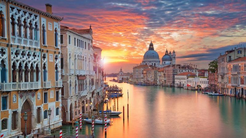 Venezia hotel lusso in palazzo del Quattrocento