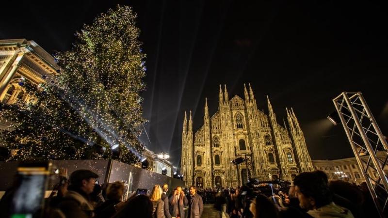 Immagini Milano Natale.Il Natale 2018 A Milano Tutti Gli Eventi Initalia