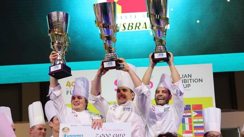 Campionati mondiali pasticceria italia