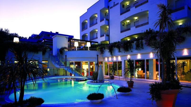 hotel belvedere riccione