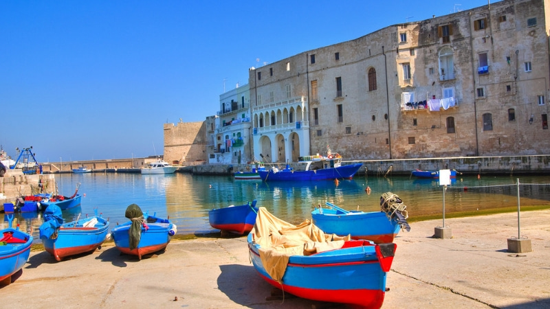 Puglia 52 place to go in 2019 New York Times