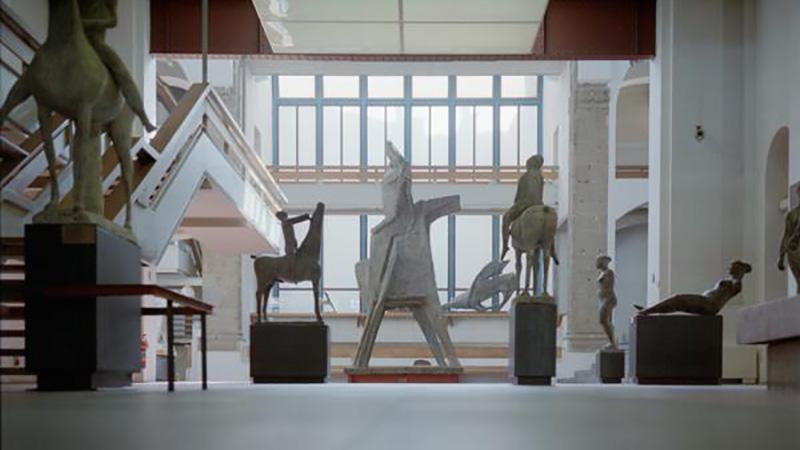 A Firenze un asilo nel Museo Marino Marini