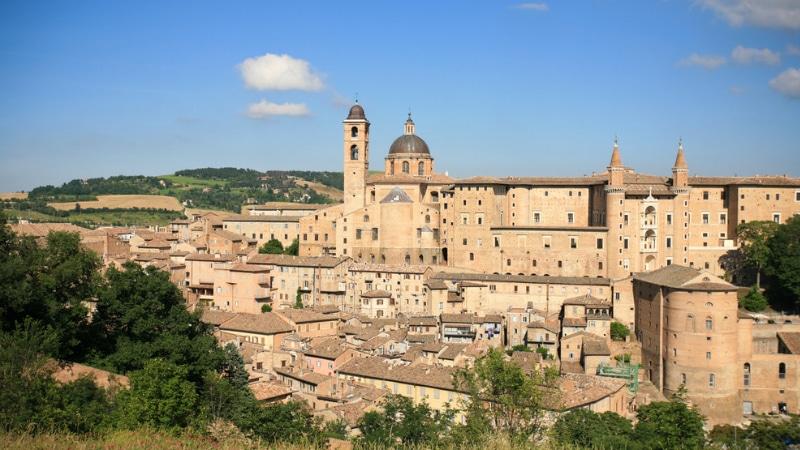 Urbino Marche Sunday Times