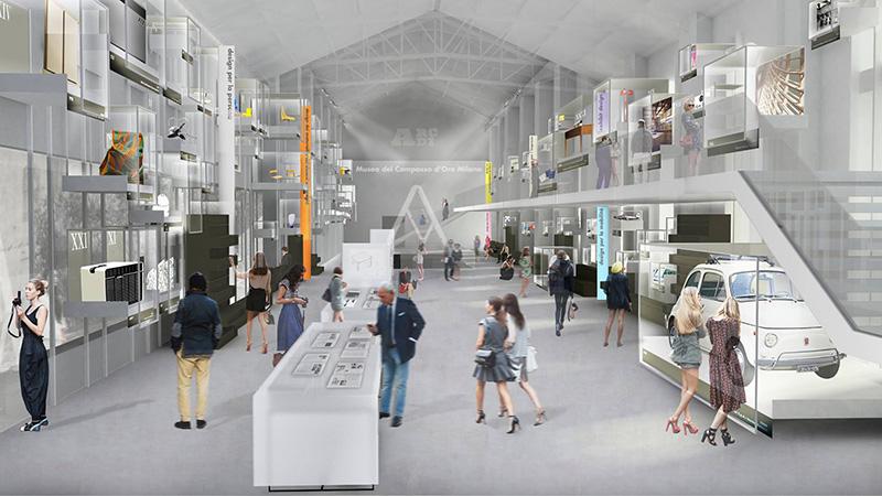 A Milano nel 2020 il più grande museo del Design d'Europa