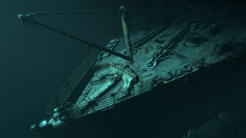 titanic vr experience milano