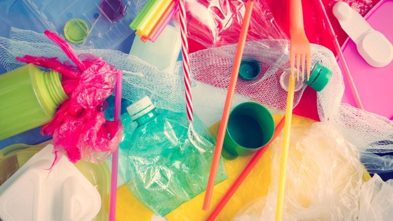 universita plastic free