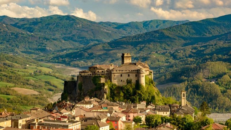 castelli ducato app bardi