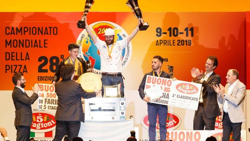 campionato mondiale pizza
