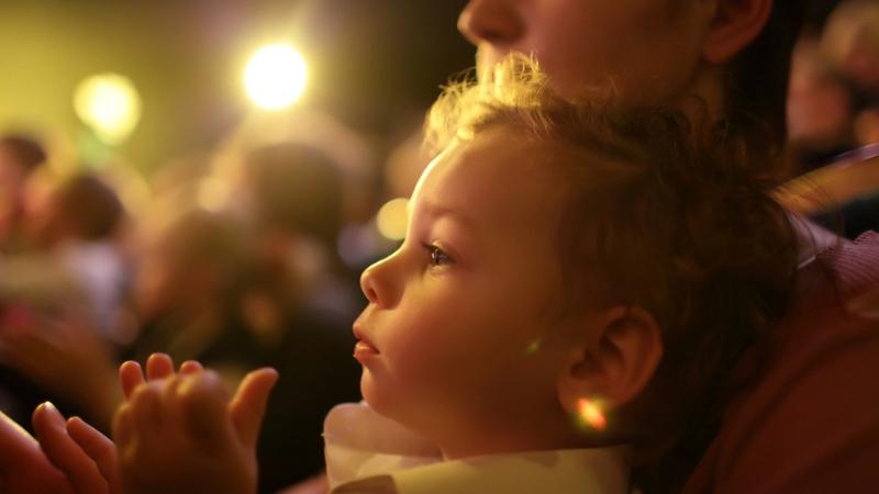 Cinema a Pavia per mamme e bambini