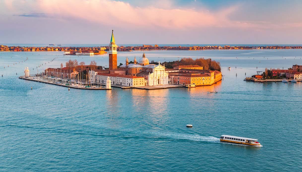 Venezia, un itinerario alla scoperta della Laguna