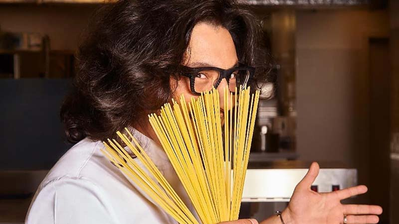 Alessandro Borghese e 4 ristoranti in provincia di Latina
