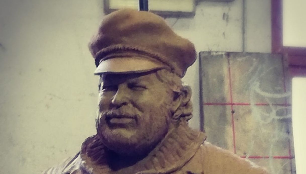 Il 2 giugno a Livorno si inaugura la statua di Bud Spencer