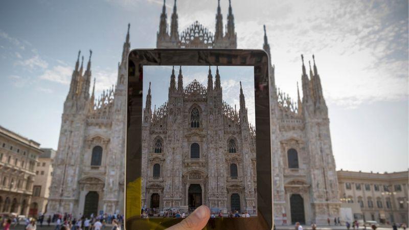 Maratona fotografica Milano