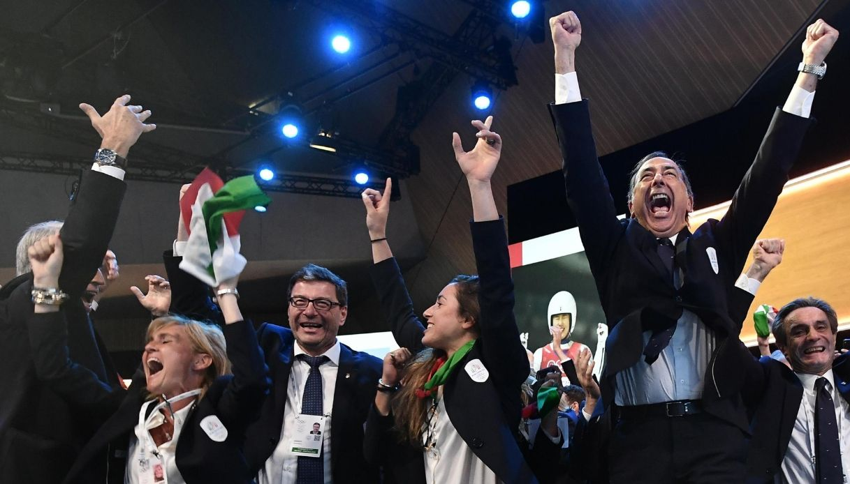 Olimpiadi made in Italy, tutte le volte del Bel Paese