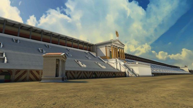 Roma, Circo Maximo Experience: visita virtuale e realtà aumentata