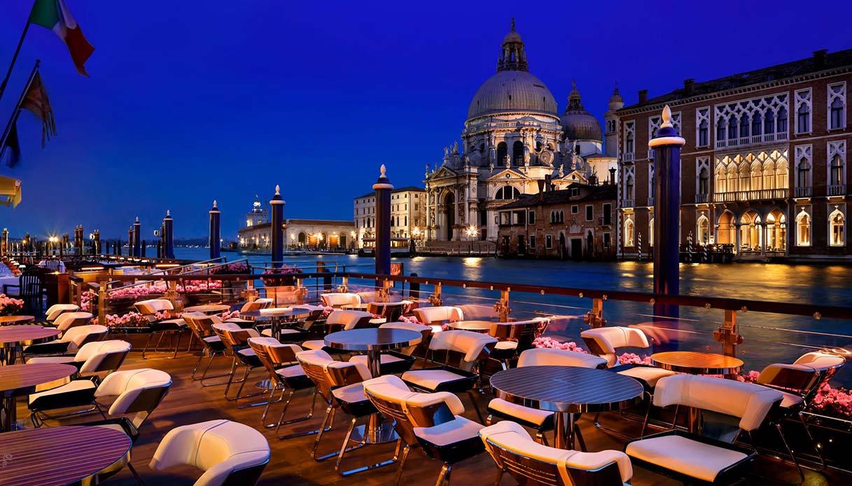 Vita dalla terrazza del Club del Doge, Venezia
