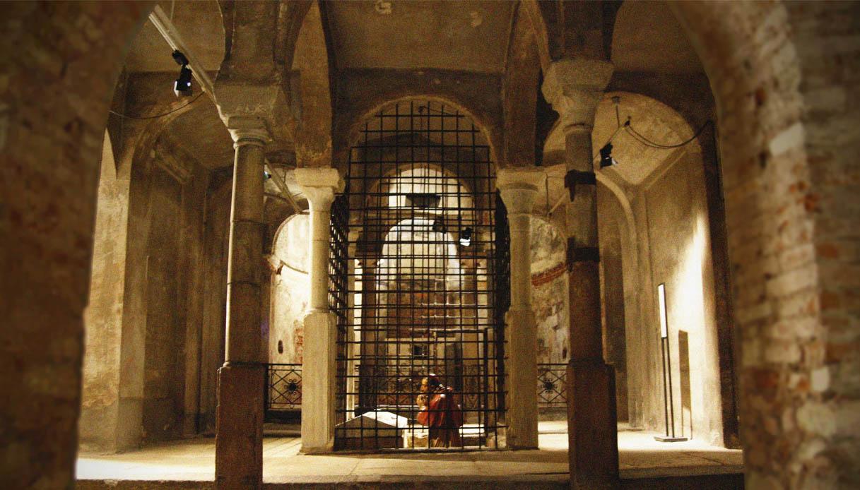 Riapre a Milano la Cripta del San Sepolcro: come e quando visitarla